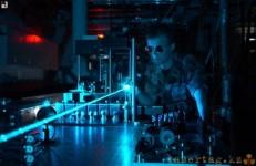 Лазертаг-учения в Корее